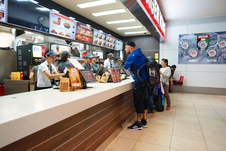 8 Mistakes Fast Food Restaurant owners are making in their Digital Menu Boards