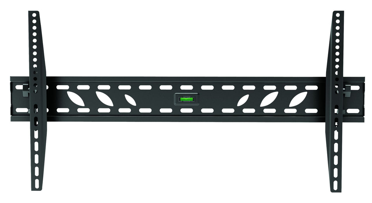 Front view of tilting landscape wall mount