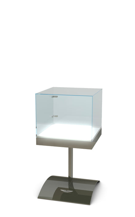 accessory display cabinet short