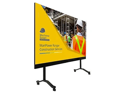 LED Fine Pitch Video Wall