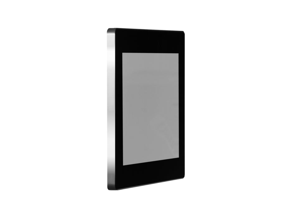 "22"" Digital Menu Board Blank Screen Portrait Perspective"