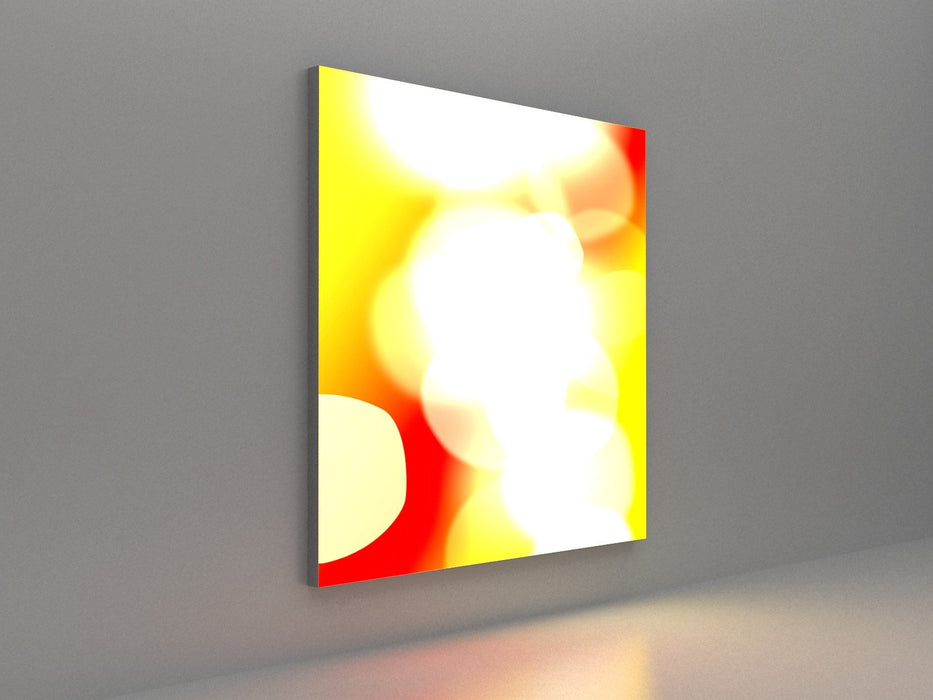 Fabric Faced Wall Mounted Light Box