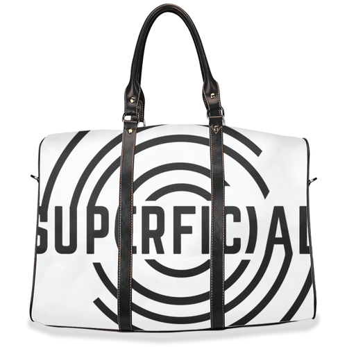 Superficial Spiral - Travel Bags