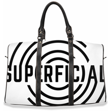 Load image into Gallery viewer, Superficial Spiral - Travel Bags