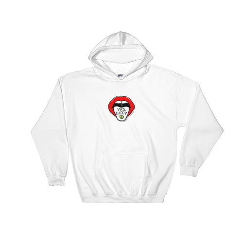 Yes, Daddy - Hooded Sweatshirt