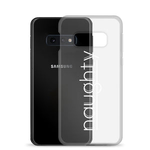 Naughty - Samsung Case