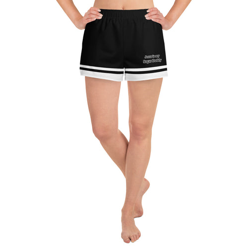 Jesus Is My Sugar Daddy - Women's Athletic Shorts