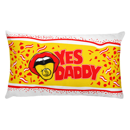 Yes, Daddy - Premium Pillow