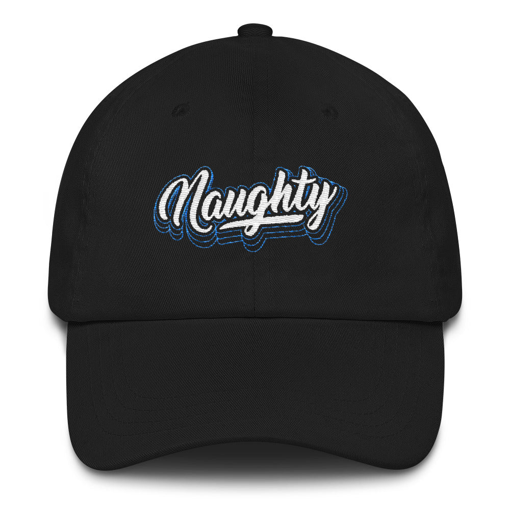 Naughty - Dad Hat
