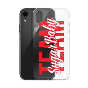 Team Sugar Baby - iPhone Case