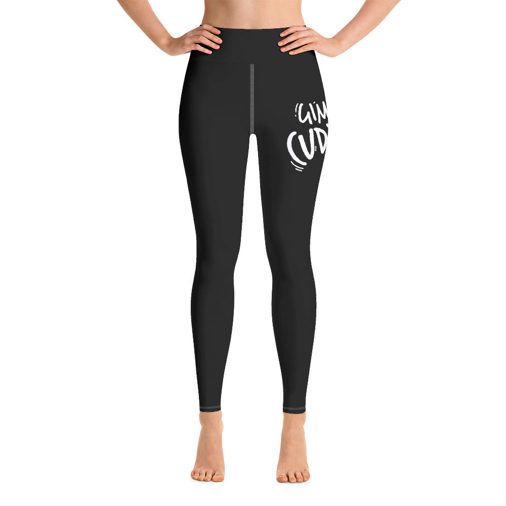Gimme Cuddles - Yoga Leggings