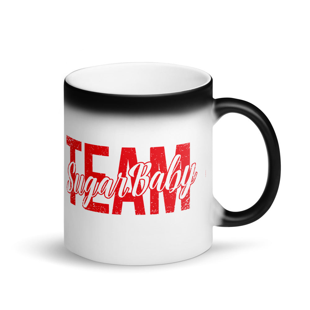 Team Sugar Baby - Magic Mug