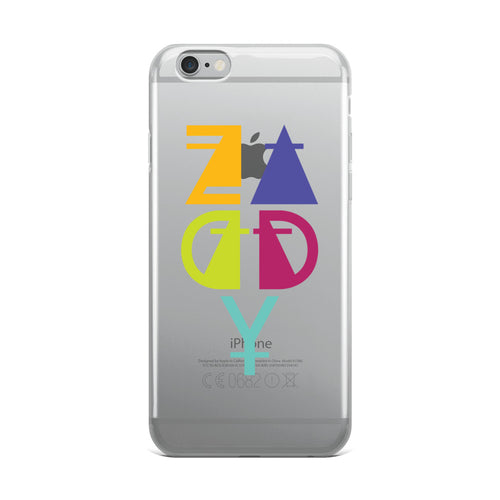 Zaddy - iPhone Case