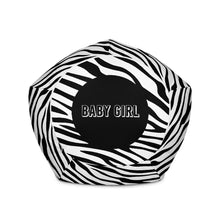 Load image into Gallery viewer, Baby Girl - Bean Bag Chair w/ filling