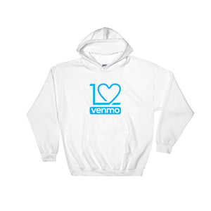 I Love Venmo - Hooded Sweatshirt
