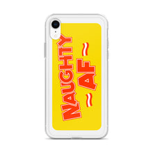 Load image into Gallery viewer, Naughty AF - iPhone Case