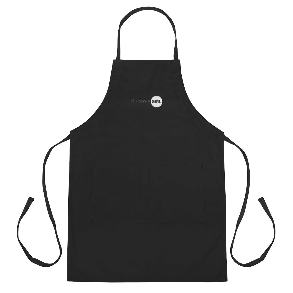 Daddy's Girl - Embroidered Apron