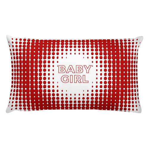 Baby Girl - Premium Pillow