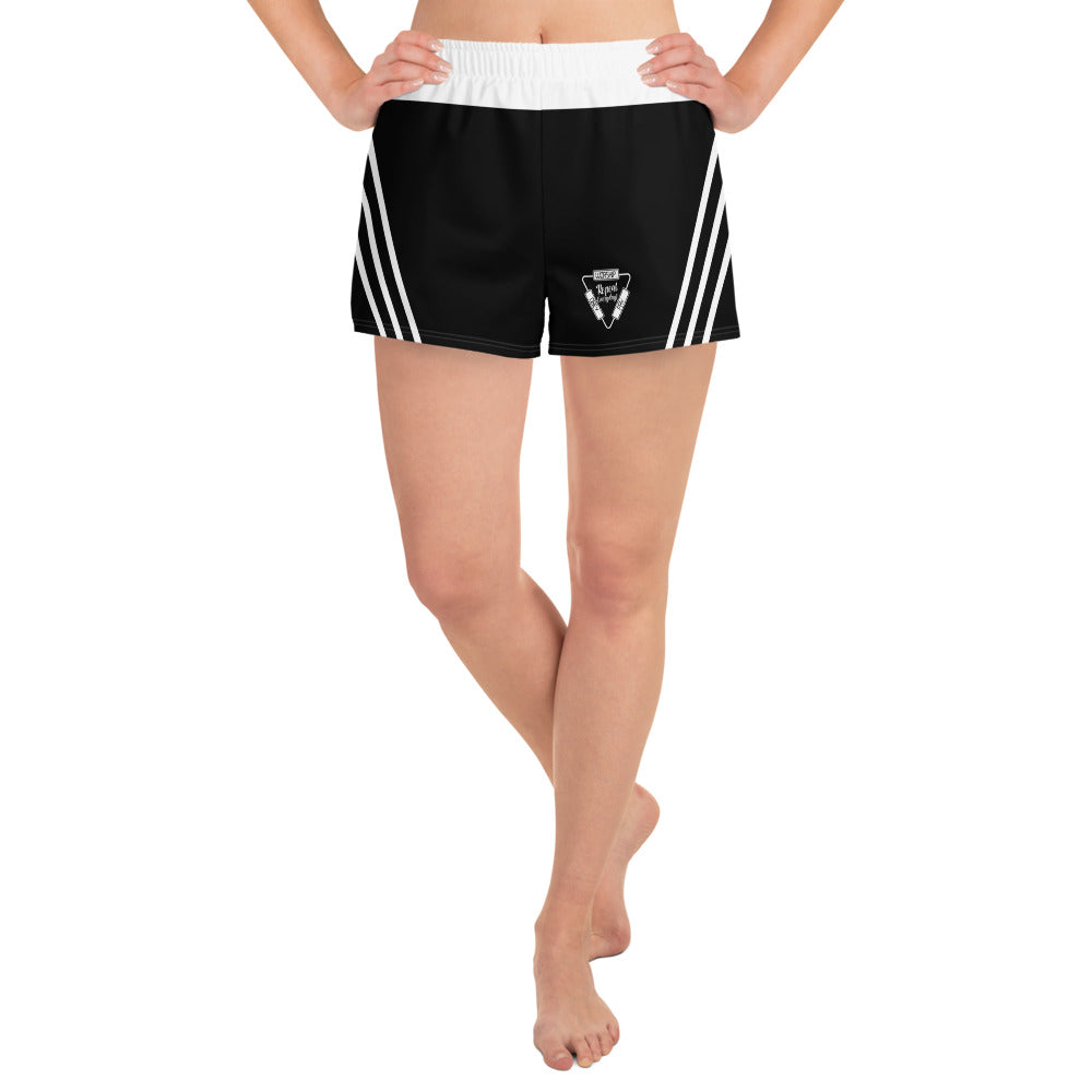 Worship Pay Obey - Women's Athletic Shorts