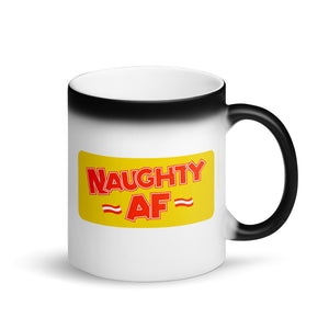 Naughty AF - Magic Mug