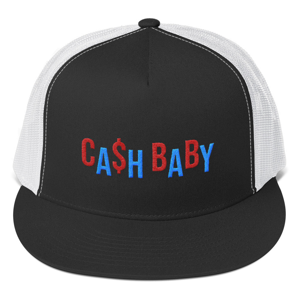 Cash Baby - Trucker Cap