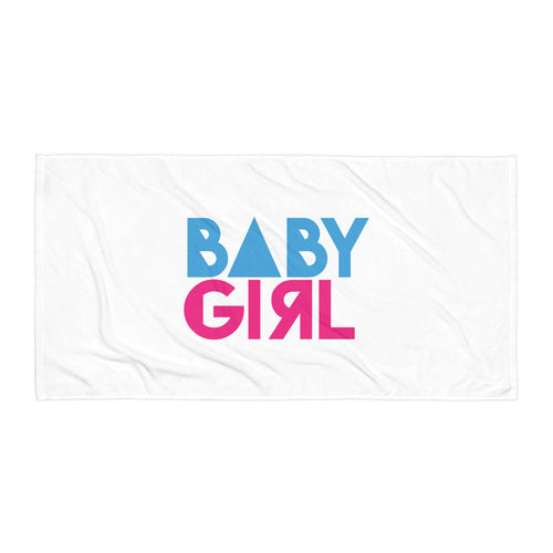 Baby Girl - Towel
