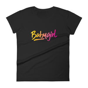 Baby Girl - Women's Short Sleeve T-shirt