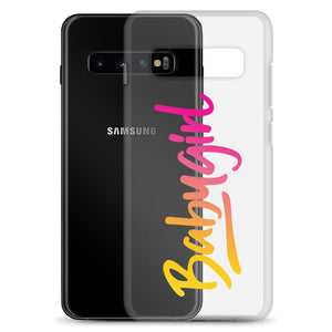Baby Girl - Samsung Galaxy Cell Phone Case