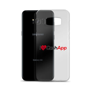 I Love Cash App - Samsung Case