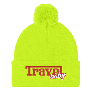 Travel Baby - Knit Beanie