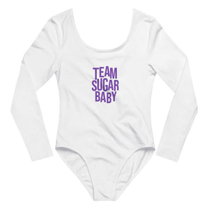 Team Sugar Baby - Long Sleeve Bodysuit