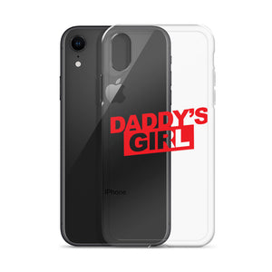 Daddy's Girl - iPhone Case