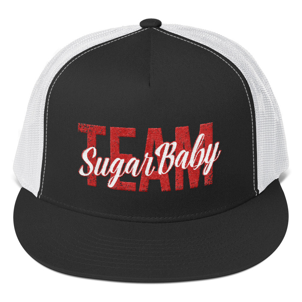 Team Sugar Baby - Trucker Cap