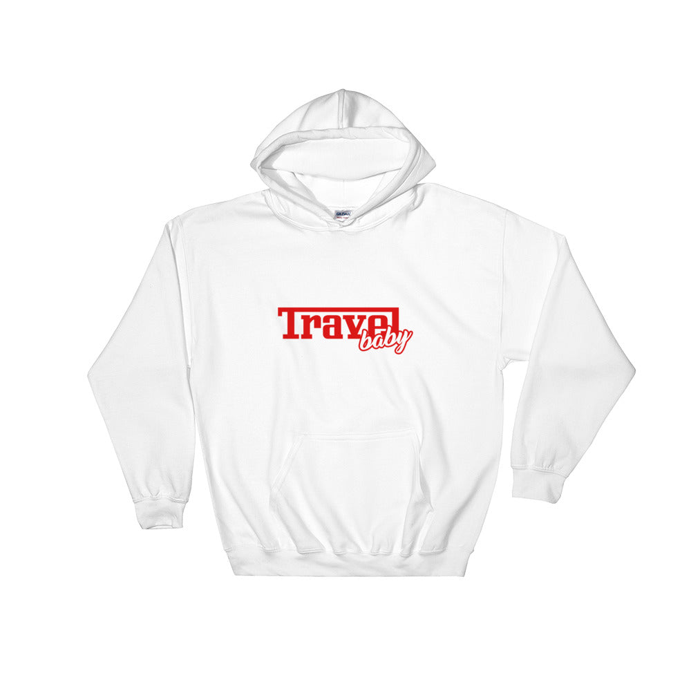 Travel Baby - Hooded Sweatshirt