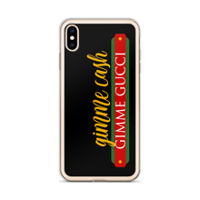 Load image into Gallery viewer, Gimme Gucci - iPhone Case