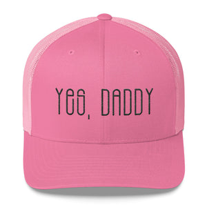 Yes, Daddy - Trucker Cap