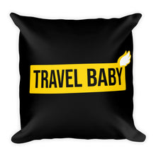 Load image into Gallery viewer, Travel Baby - Throw Pillow