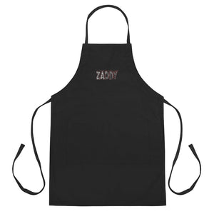 Zaddy - Embroidered Apron