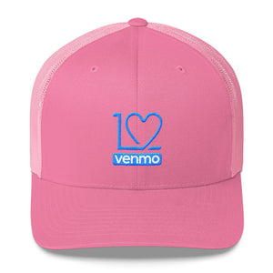 I Love Venmo - Trucker Cap