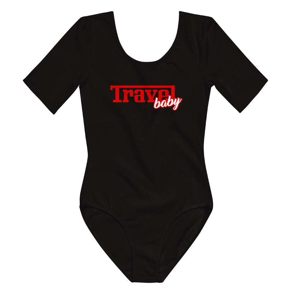 Travel Baby - Short Sleeve Bodysuit