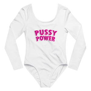 Pussy Power - Long Sleeve Bodysuit