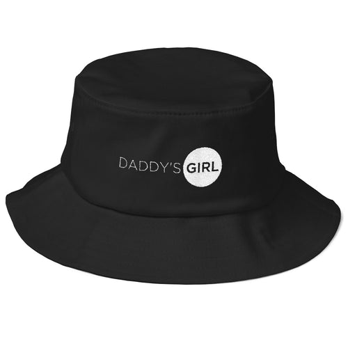 Daddy's Girl - Old School Bucket Hat
