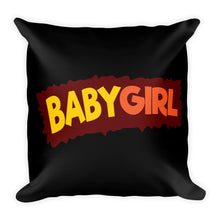 Load image into Gallery viewer, Baby Girl - Throw Pillow