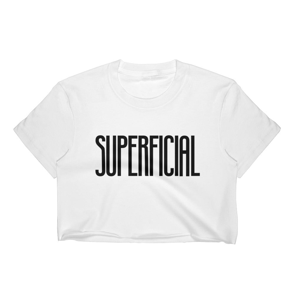 Superficial - Women's Crop Top