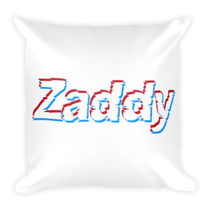 Zaddy - Throw Pillow