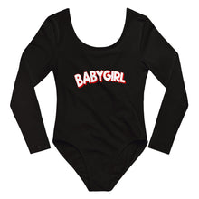 Load image into Gallery viewer, Baby Girl - Long Sleeve Bodysuit