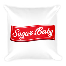 Load image into Gallery viewer, Sugar Baby - Throw pillow