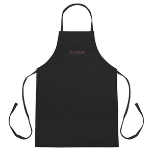 I Love Cash App - Embroidered Apron