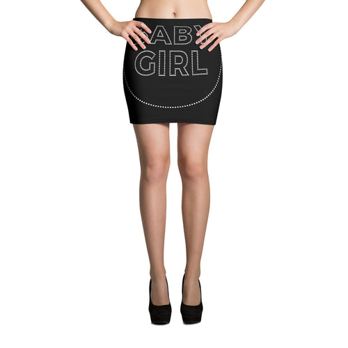 Baby Girl - Mini Skirt