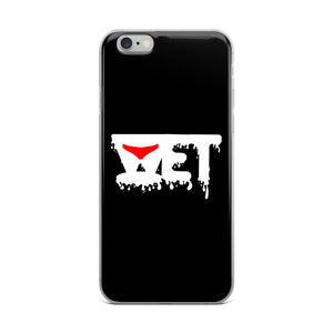 Wet - iPhone Case